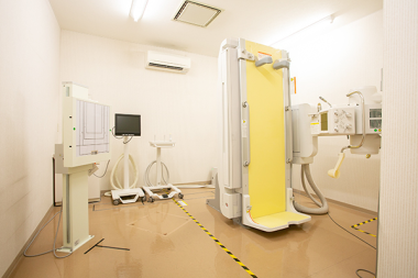 三重県四日市市の胃腸科,内科,肛門科,アレルギー科 たけしま胃腸科内科のレントゲン室